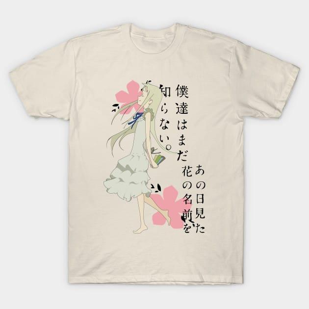 Menma – AnoHana T-Shirt
