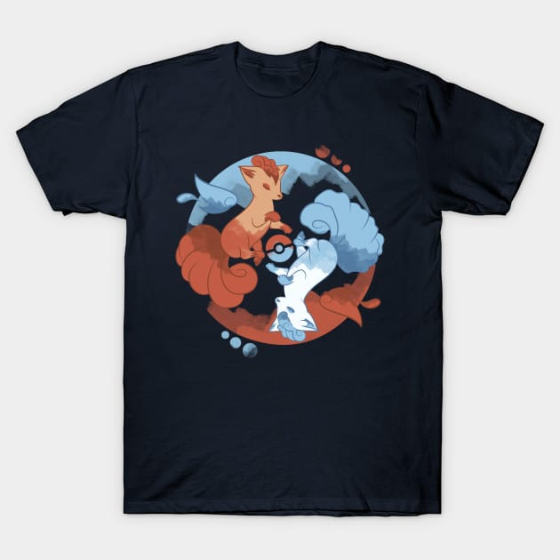 Of Fire&Ice T-Shirt