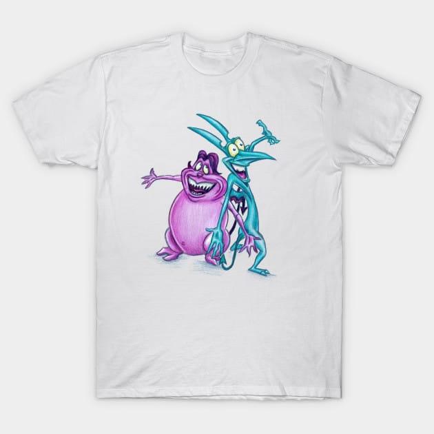 Pain and Panic! T-Shirt