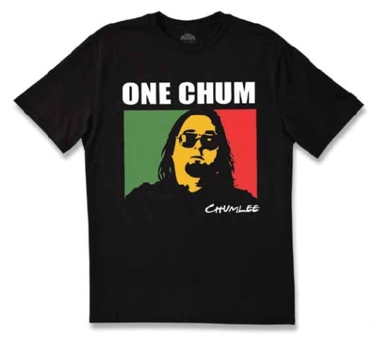 Pawn Stars One Chum Chumlee Adult Black T-shirt
