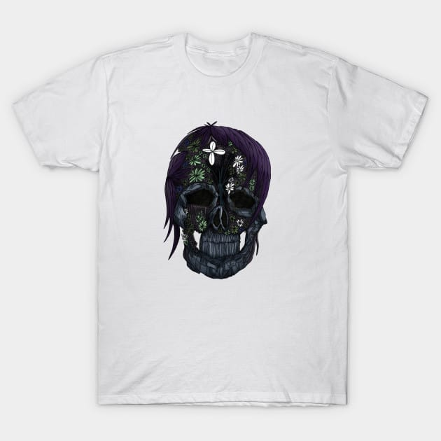 Plant Skull 2 T-Shirt