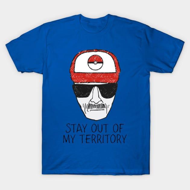 Pokemon Go Heisenberg T-Shirt