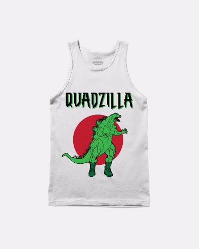 Quadzilla Tank Top