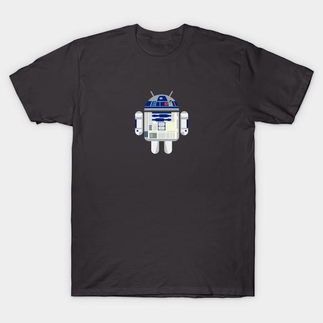 R2 Bug Droid T-Shirt