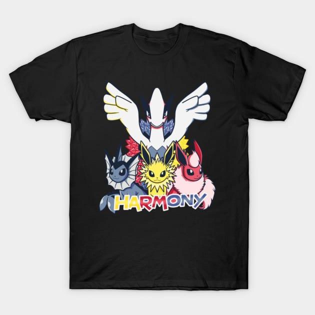 Rainbow Harmony T-Shirt