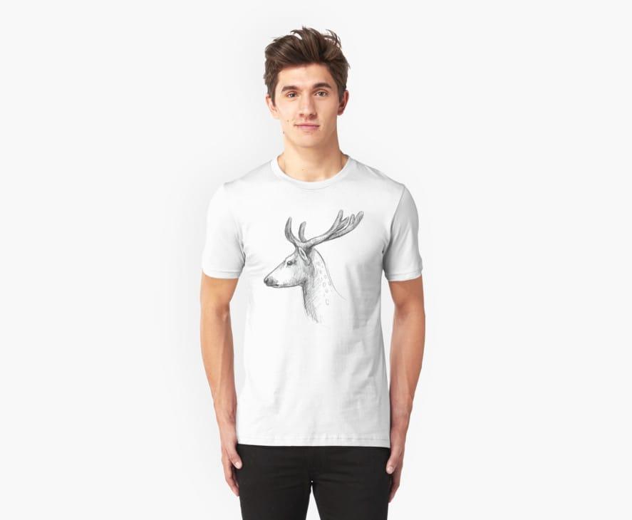 Sketchy Deer