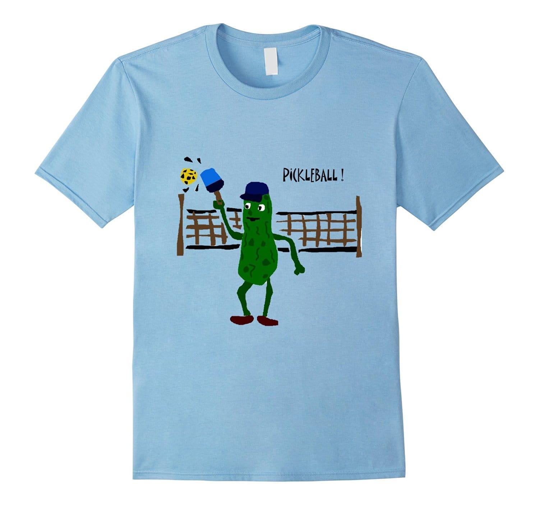 Smiletodaytees Pickle and Pickleball Net Art