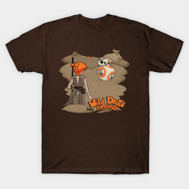Something Wild Appeared T-Shirt