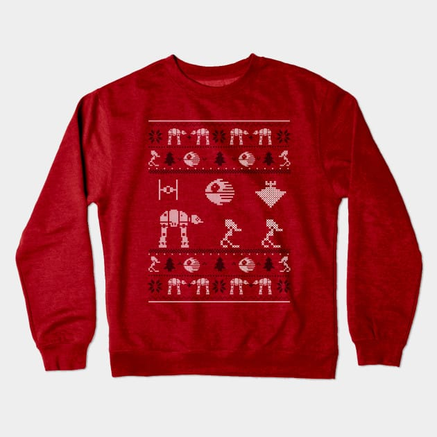 Star Wars Imperial Vehicles Christmas Jumper