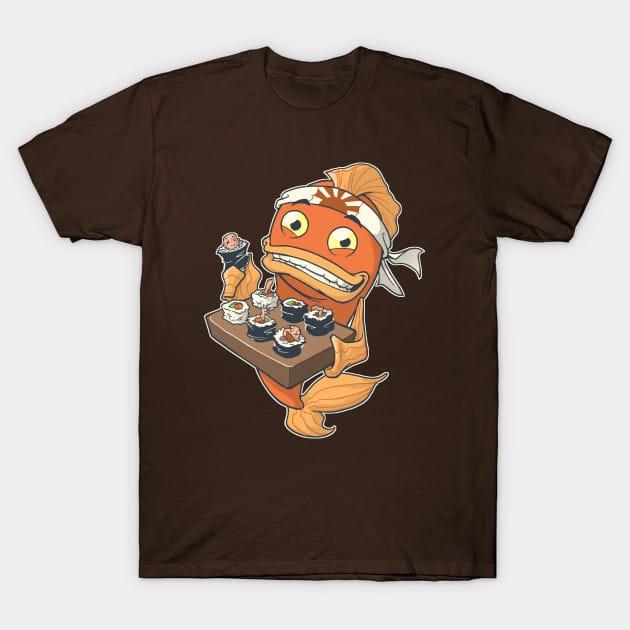 Sushi Fish T-Shirt
