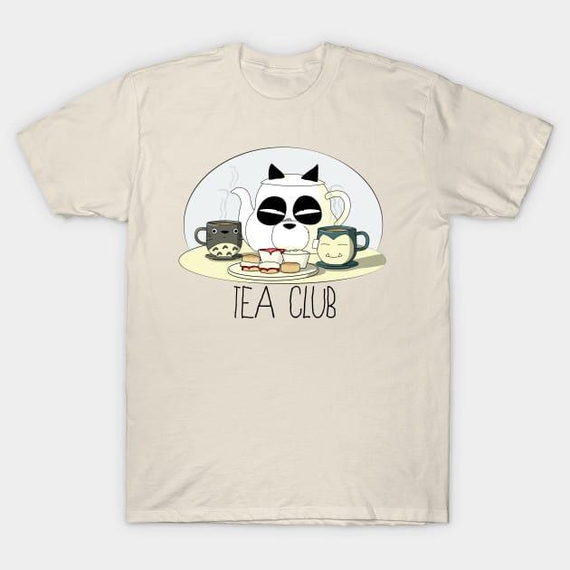 tea club T-Shirt