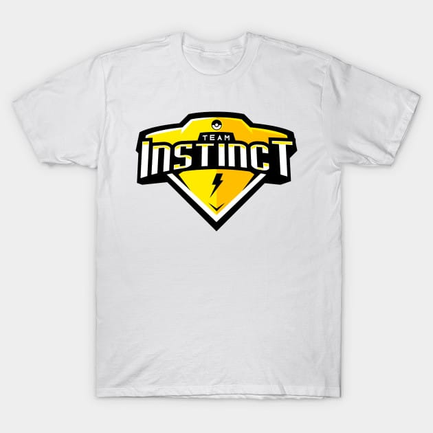 Team Instinct Emblem Logo T-Shirt