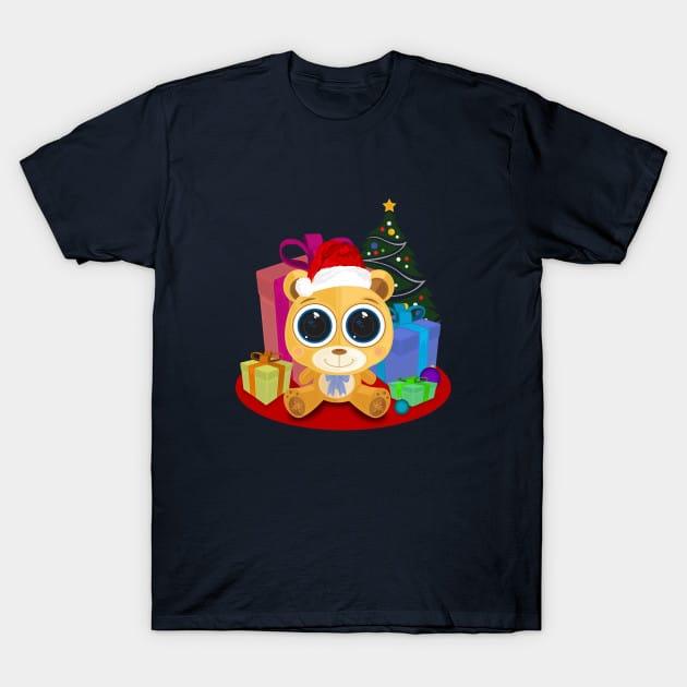 Teddy Bear  – Christmas T-Shirt