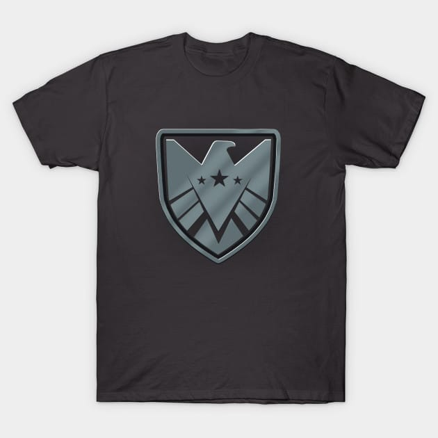 The real SHIELD T-Shirt