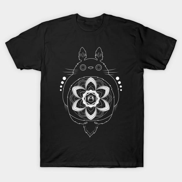 Totoro Mandala T-Shirt