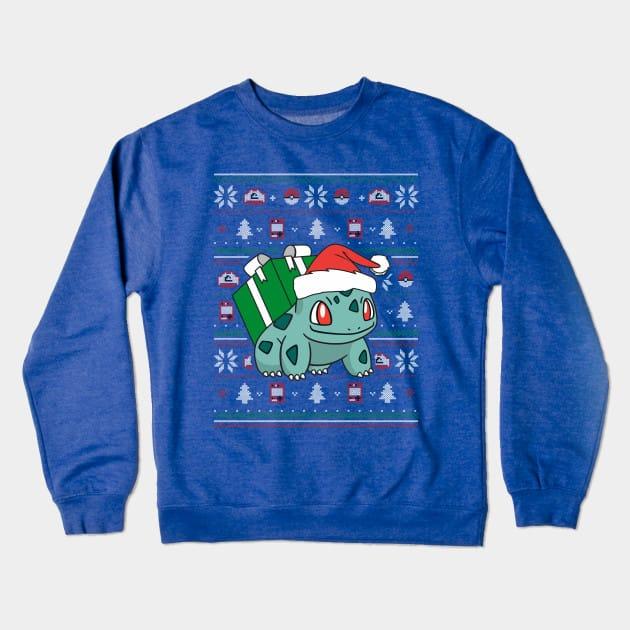 Xmas Bulbasaur Christmas Jumper