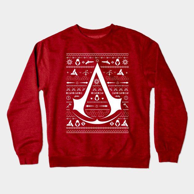 Xmas Knit Assassins Creed Christmas Jumper