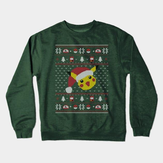 Xmas Pikachu Christmas Jumper