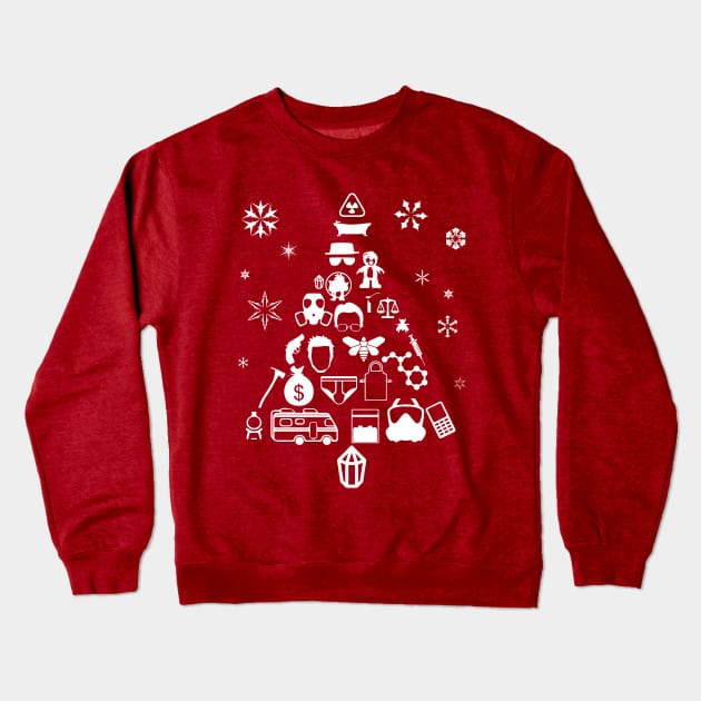 Xmas Tree Breaking Bad Christmas Jumper