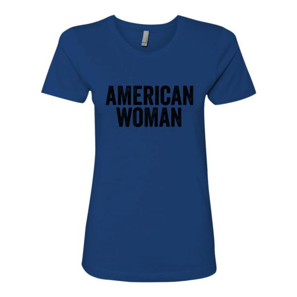 American Woman T Shirt