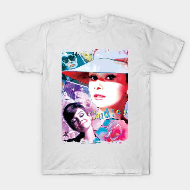 Audrey in Rome T-Shirt