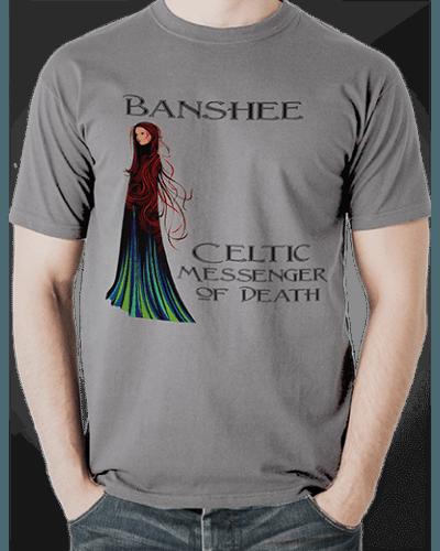 Banshee: Celtic Messenger of Death