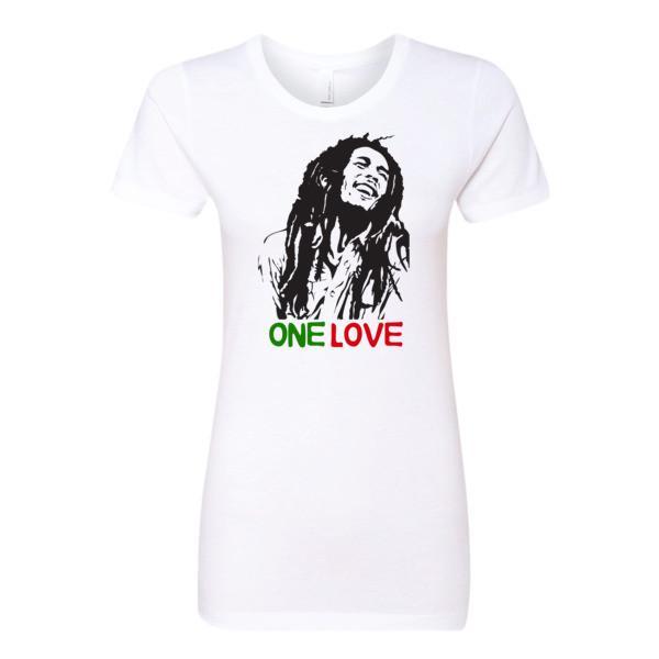 Bob Marley One Love T Shirt