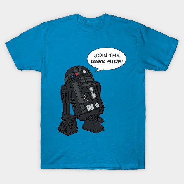 C2-B5 Join The Dark Side T-Shirt
