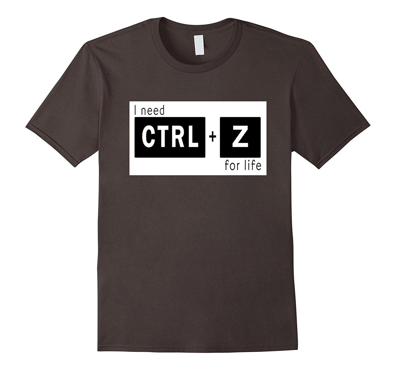 CTRL + Z: Photoshop humor
