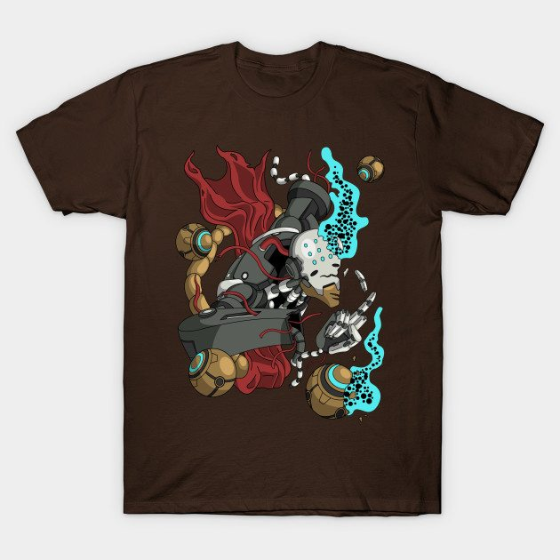Damaged Zenyatta T-Shirt