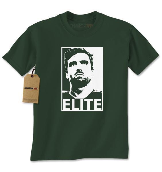 Elite J Baltimore Football Mens T-shirt