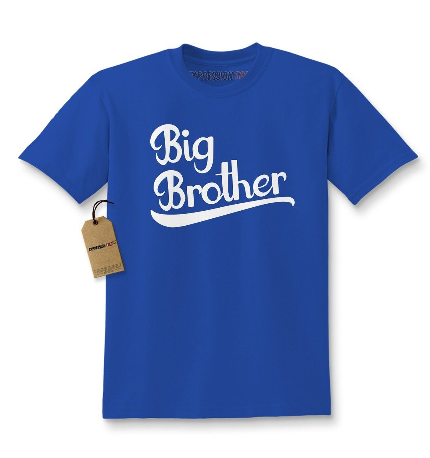Expression Tees Big Brother Kids