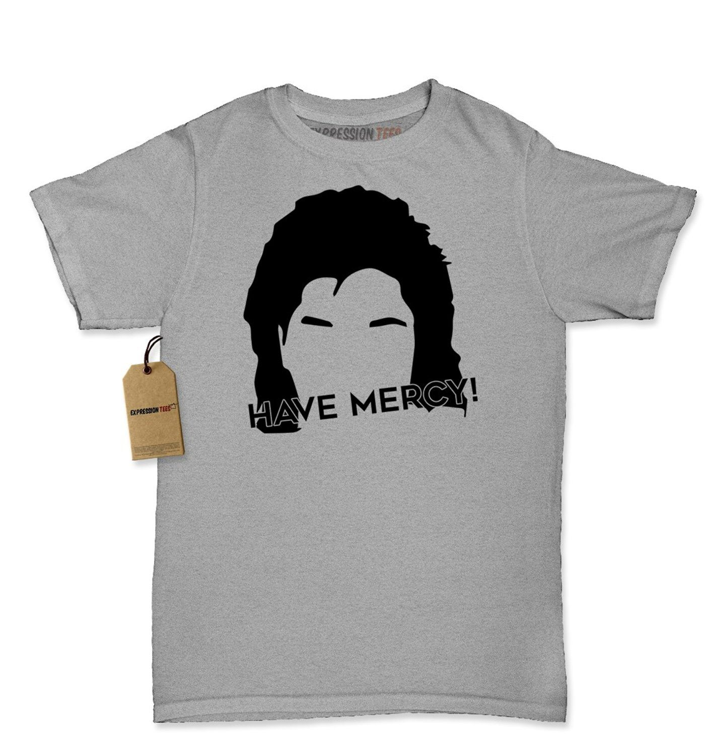 Expression Tees Have Mercy! Uncle Jesse Hair Womens