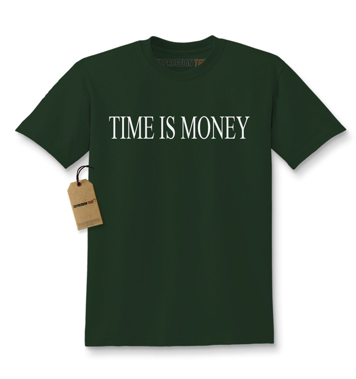Expression Tees Time Is Money Like A Boss Kids