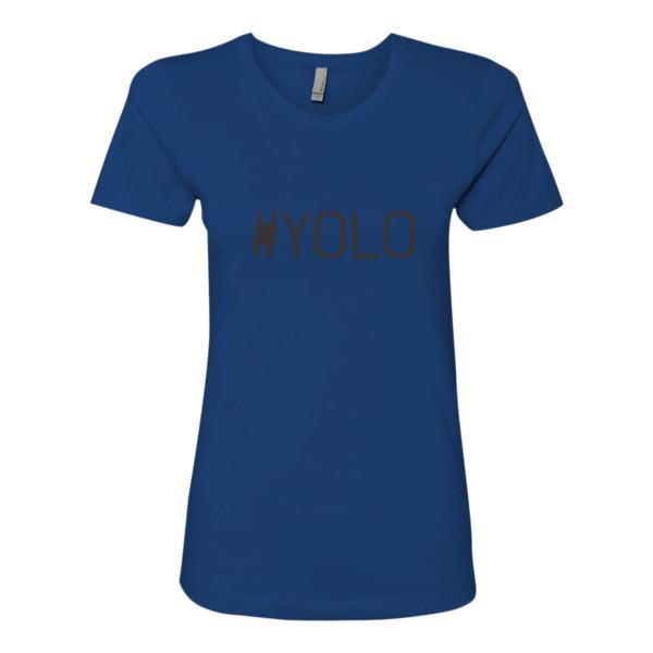Hashtag YOLO T Shirt