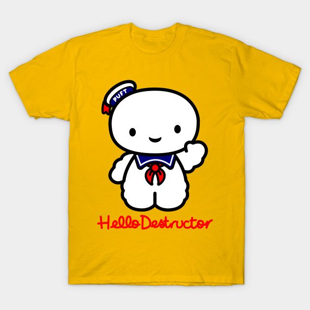 Hello Destructor T-Shirt