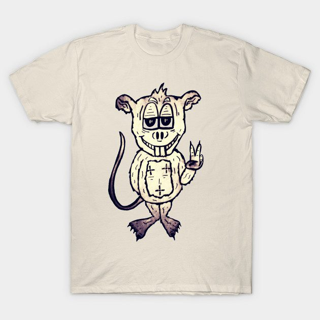 Hello Rat T-Shirt