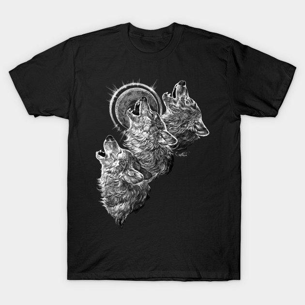 Howling Trio T-Shirt