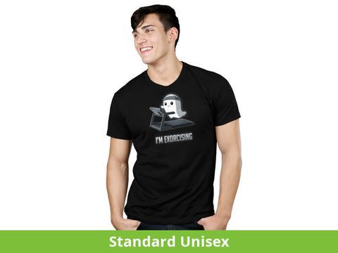 I'm Exorcising | Funny, cute & nerdy shirts