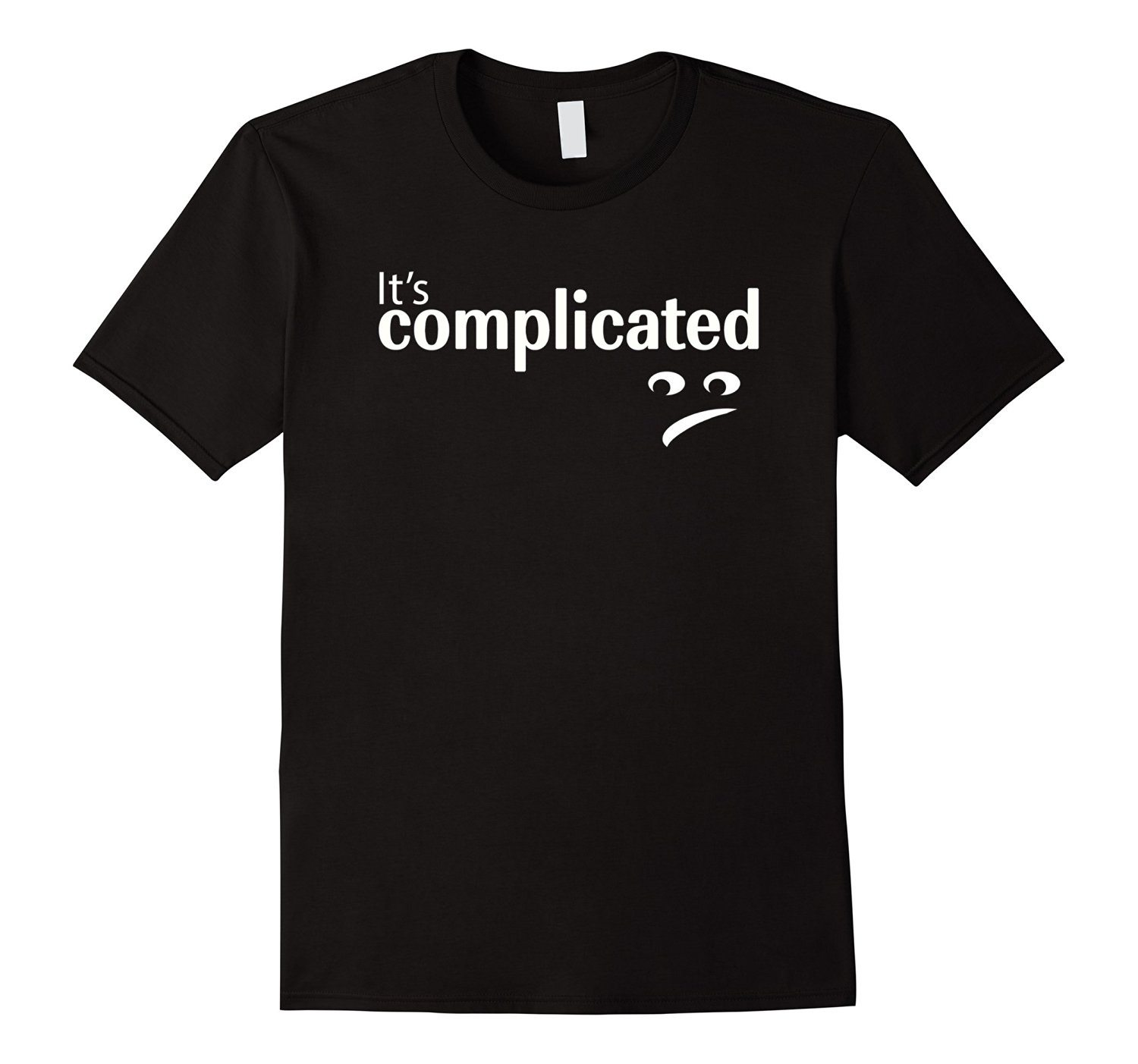 It's Complicated :/