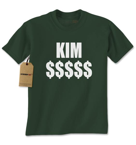 Kim $$$$$ Mens T-shirt