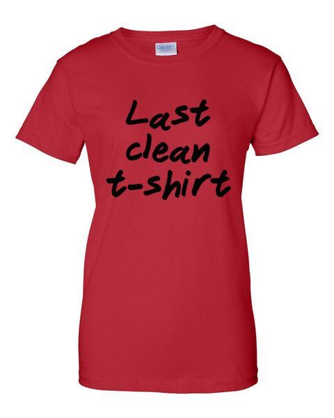 Last Clean T Shirt