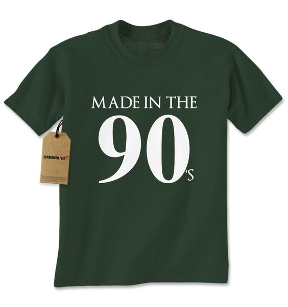 Made In The 90's Nineties Mens T-shirt