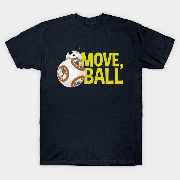 Move, Ball T-Shirt