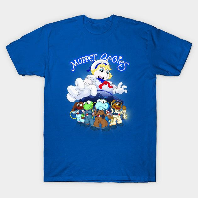 Muppet Babies Ghostbusters T-Shirt