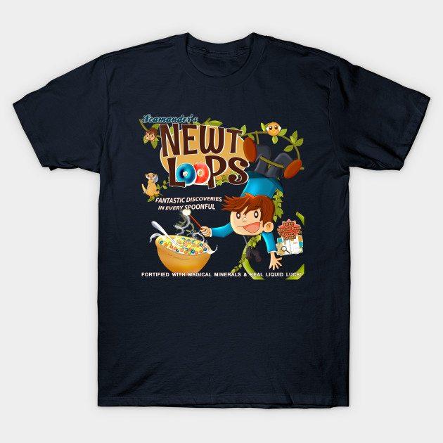 Newt Loops T-Shirt