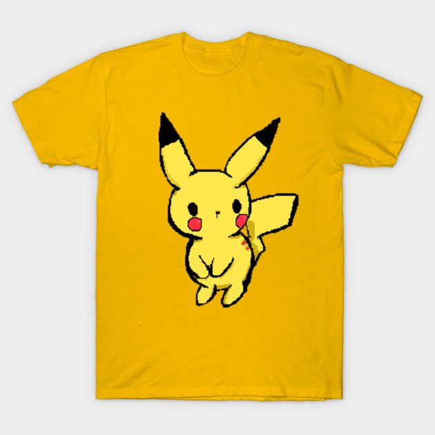 Pikachu pixelated T-Shirt