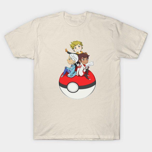 Pokemon Go Is Magic T-Shirt