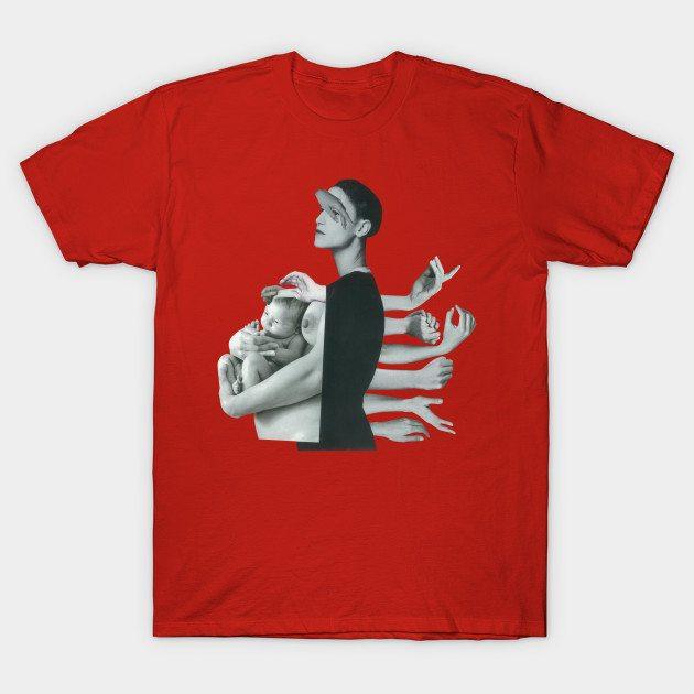 Prehistorical mother T-Shirt
