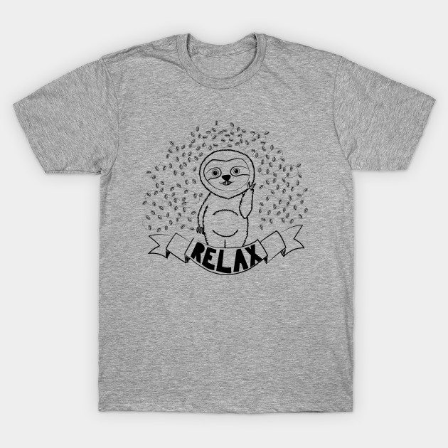 Relax like a sloth